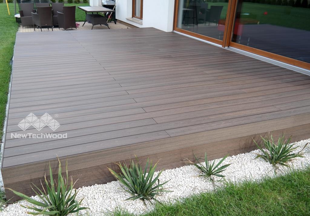 Terrace Boards Newtechwood Ultrashield Wykladzina