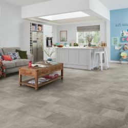 RUBENS RIGID CORE SCB-ST16 Grey Riven Slate