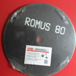 Dysk ścierny śr. 420 mm grad.80 ROMUS 94457