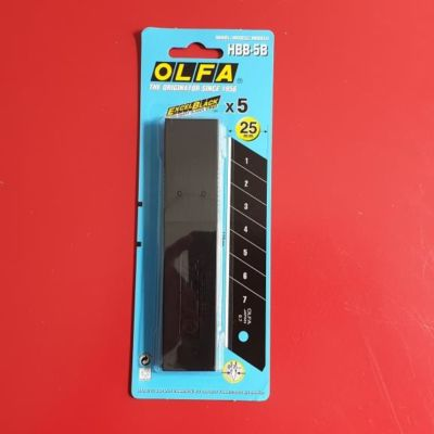 Ostrze segmentowe Olfa HBB-5B